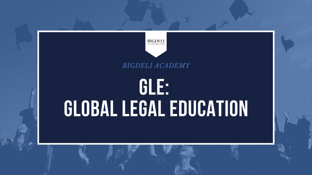 GLE: Global Legal Markets -United Kingdom and Canada- (Prof. Sadeq Bigdeli)