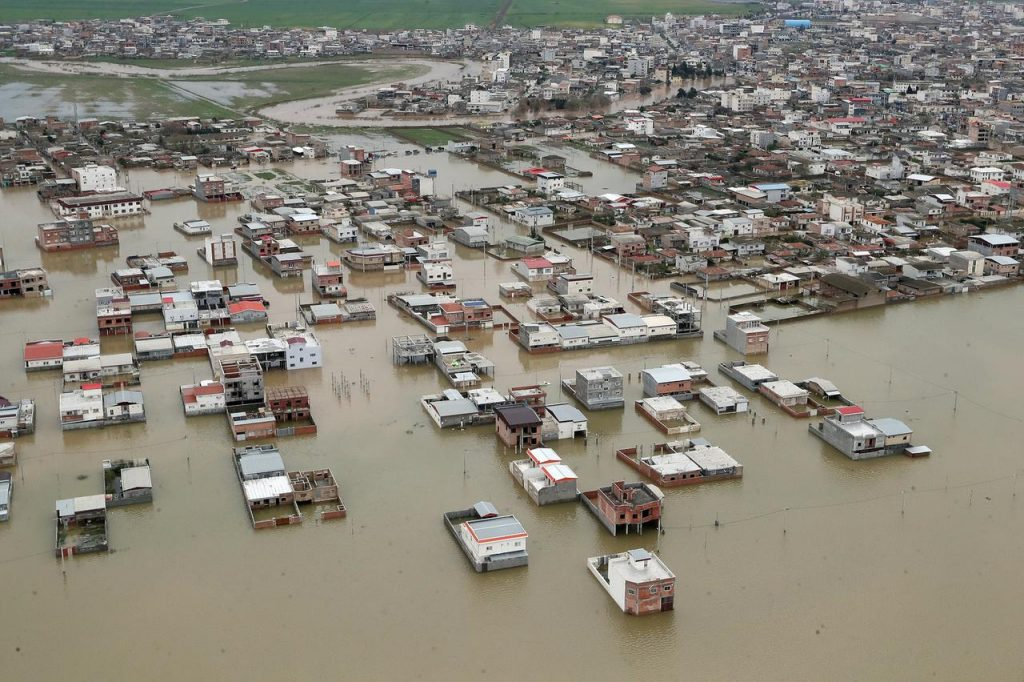 Legal Analysis of Humanitarian Aids During the 2019 Iran Floods By Prof. Ziaei Bigdeli (Part1)